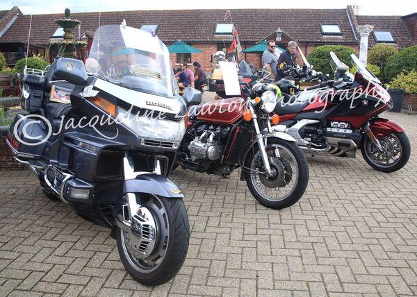 Goldwing Gathering at Sammy Miller Motorbike Museum