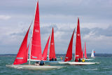 Redwing Class at Cowes Week