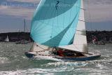 Sailing at Cowes Week