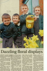 S.H in Bloom news article