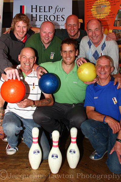 charity bowling