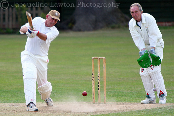 Surrey Over 60's cricket at FarnhamCC