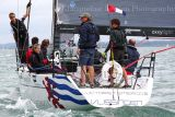 Luctor Et Emergo II at Cowes Week 2012