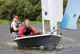 sailing at Frensham Ponds SC in the 10 Hour Race 2014