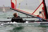 Musto Skiff Nationals 2013 at Highcliffe Sailing Club - 16th June
