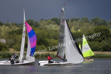sailing at Frensham Ponds SC 10 Hour Race 2014