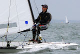 Contender Open 2013 at Highcliffe Sailing Club - 16th June