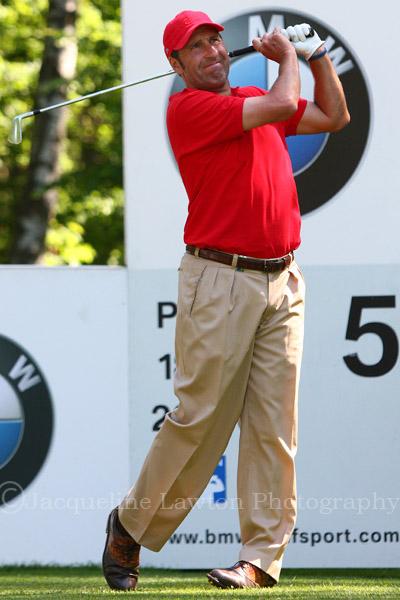José María Olazábal at BMW PGA Championship