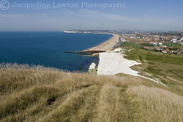 Seaford Cliff & Beach, East Sussex