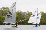 sailing Solo Open at Kingsmead SC