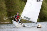 Sail No 4977 ~ Nick Gill, Kingsmead SC