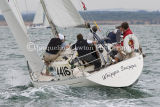 Sigma 33 Class, Whippa Snappa racing at Cowes 2013