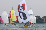 IRC Class 5 at Cowes 2013