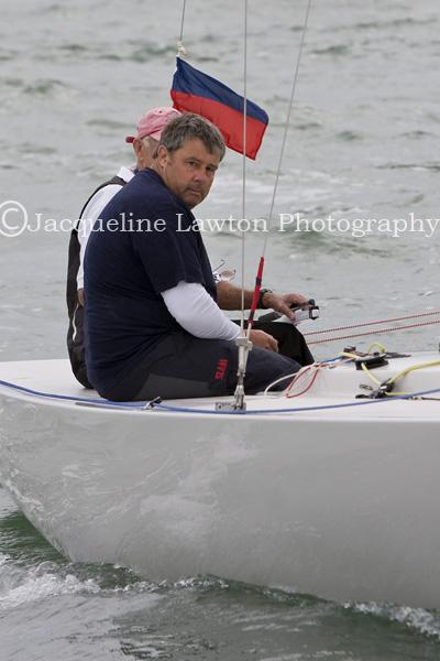 Sailing at Cowes 2013