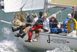 Class 6 IRC, J'ronimo racing at Cowes 2013