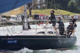 Class 6 IRC, Merhaba racing at Cowes 2013