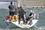 IRC Class 6, Chia Chia racing at Cowes 2013