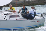 Class 7 IRC, Fianchetto sailing at Cowes 2013