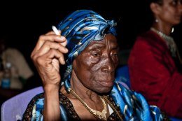 Bi Kidude, iconic taarab musician from Zanzibar