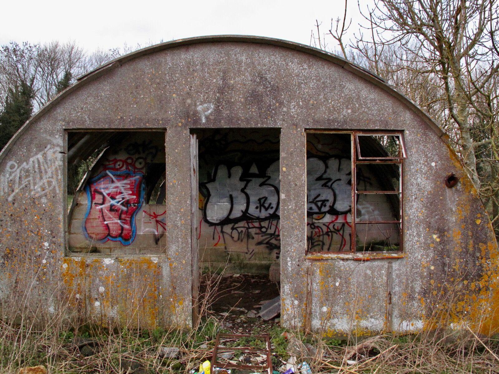 Cowshed Graffiti / 10