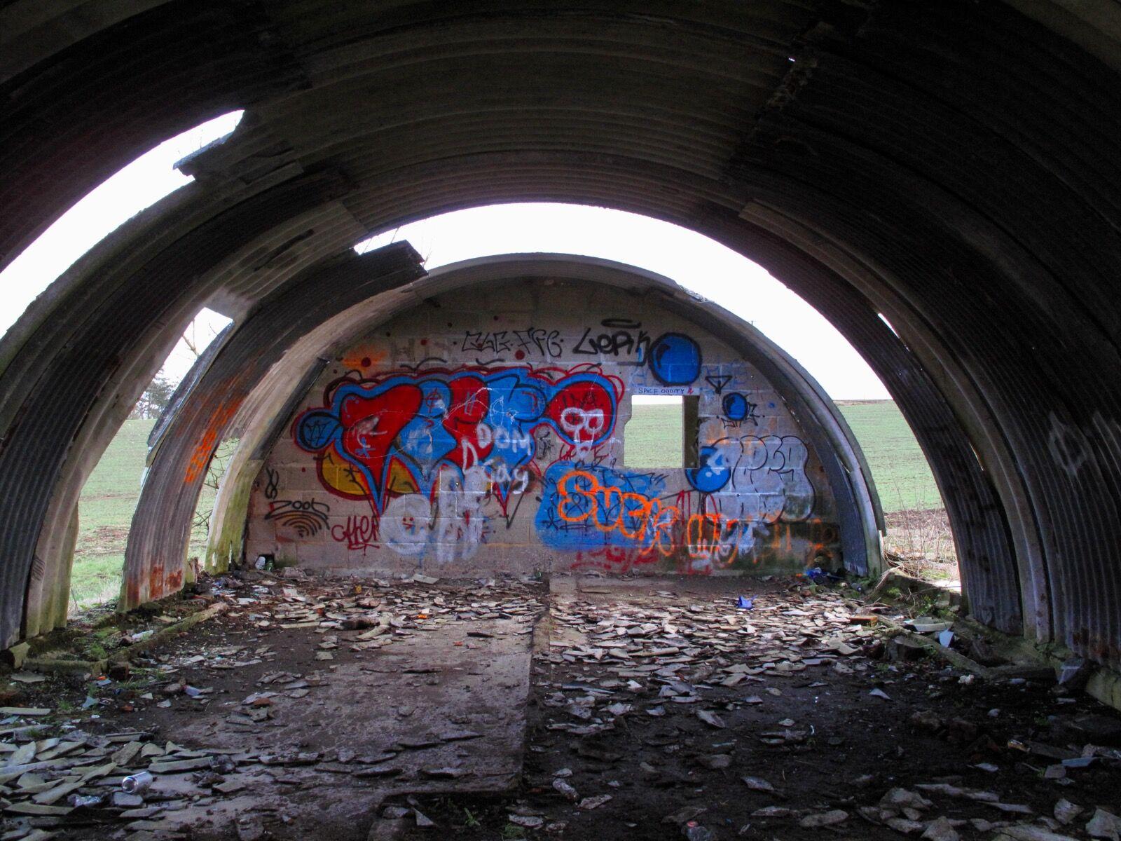 Cowshed Graffiti / 7