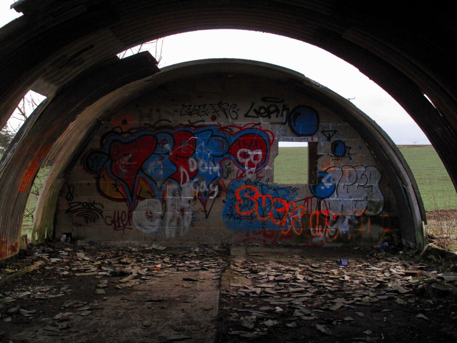 Cowshed Graffiti / 8