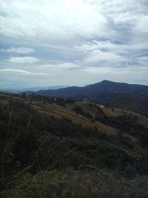 approaching o' Cebrero