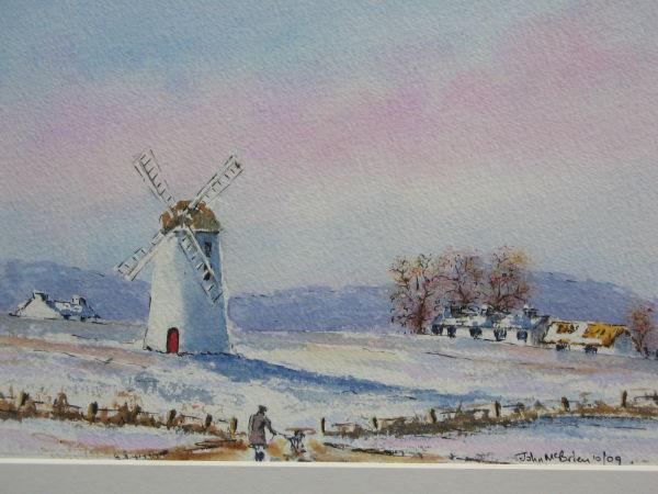 Ballycopeland Windmill, NI;sold
