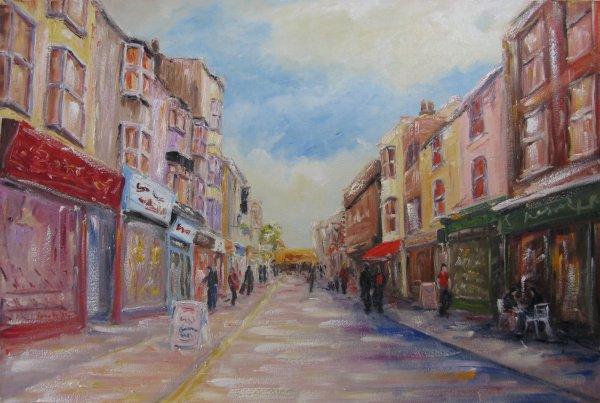 Gardner Street, North Lane, Brighton; gift