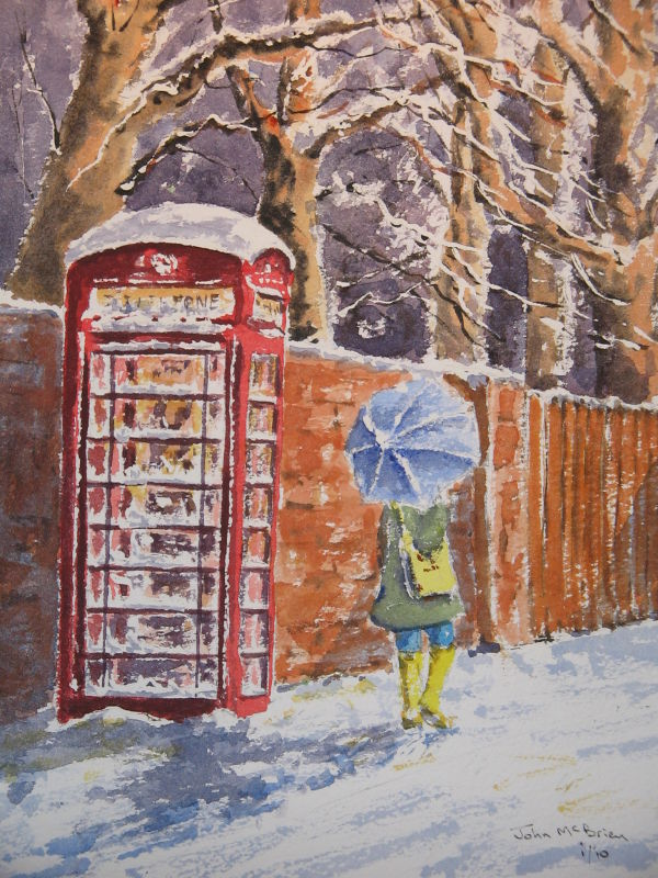 Christmas special; sold