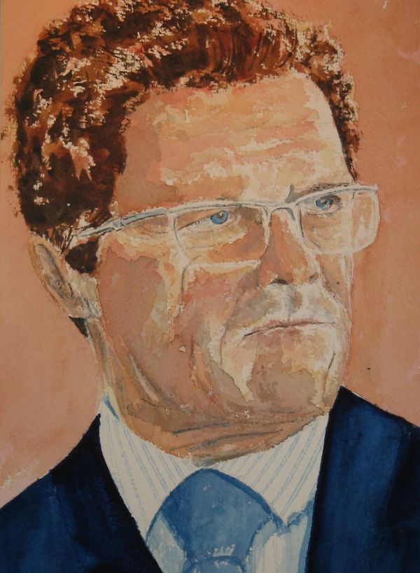 English football manager Capello; sold