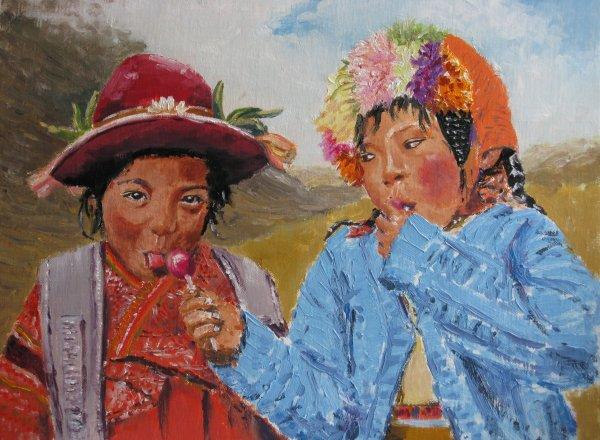 Girls from Peru; NFS