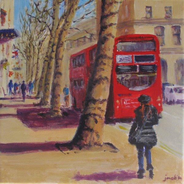 Northumberland Street, London; sold