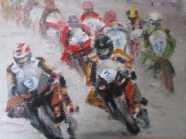 Northwest 200 cycle race ... in 2013; sold
