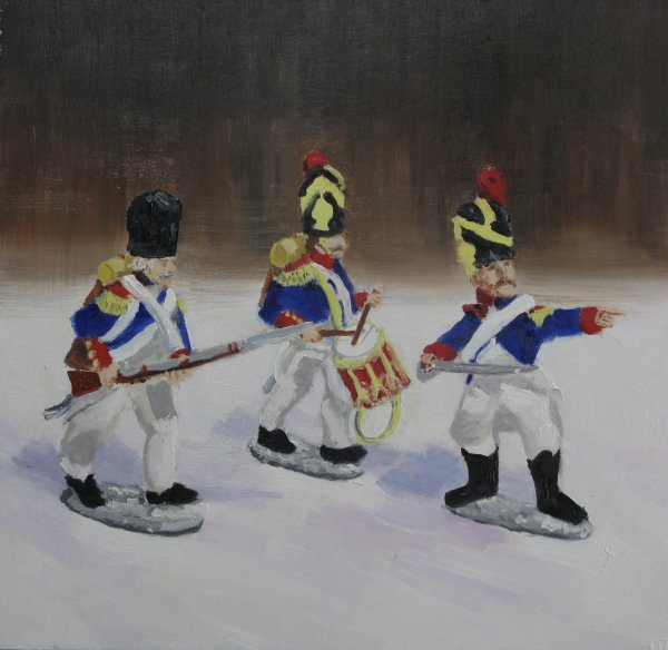 Little French soldiers