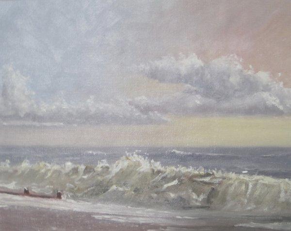 Crashing waves; NFS