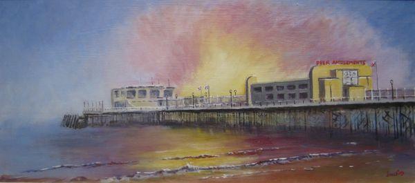 Best pier in Britain; sold