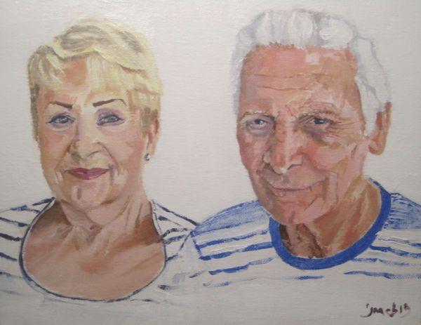 Beryl and John