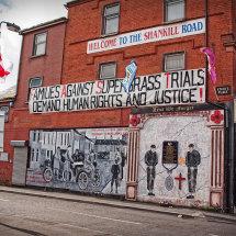 Belfast street art & murals