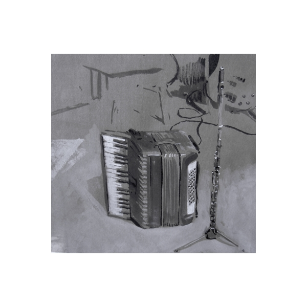 accordion and flute