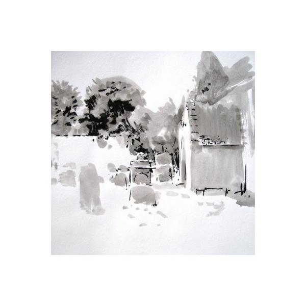 cherrington graveyard