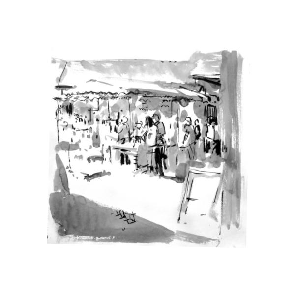 cornhill market