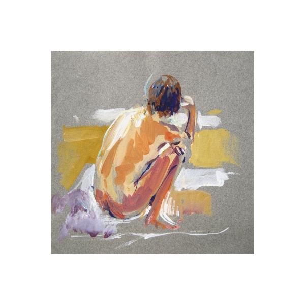 squatting figure