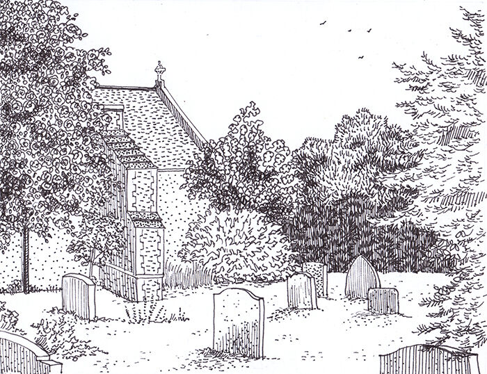 St Lawrence Churchyard