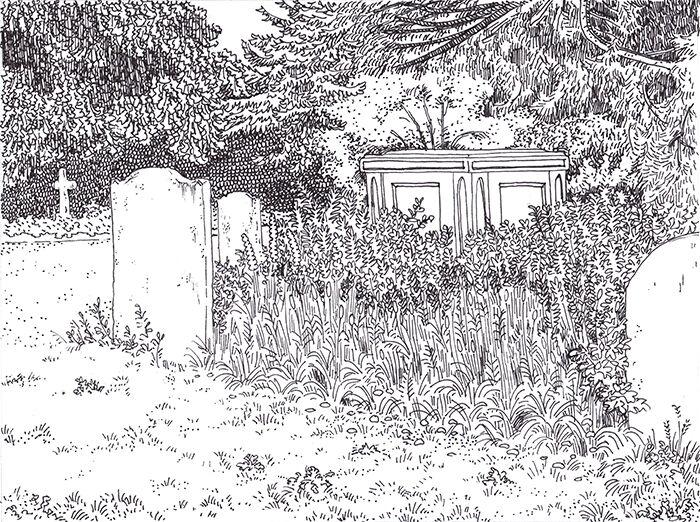 Stapleford Graveyard