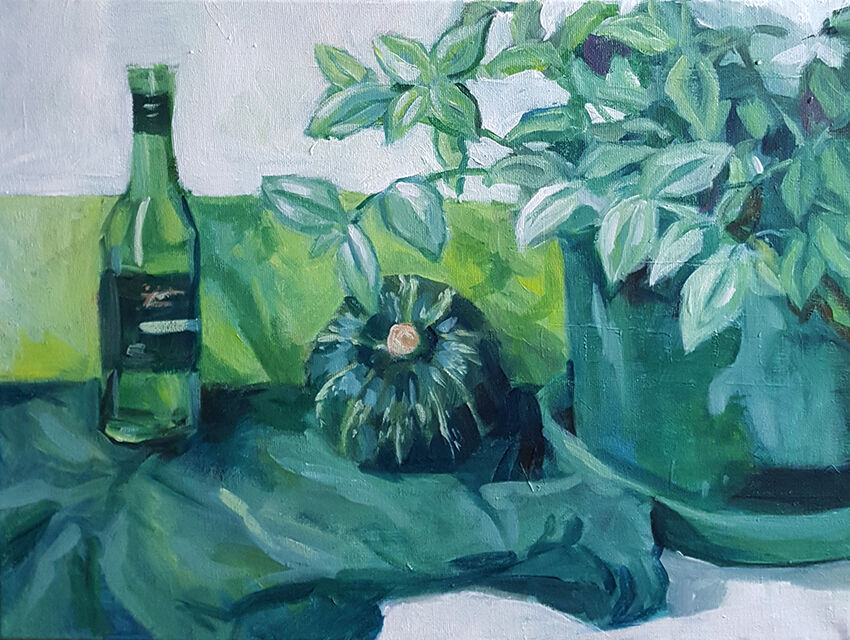 A Study in Green