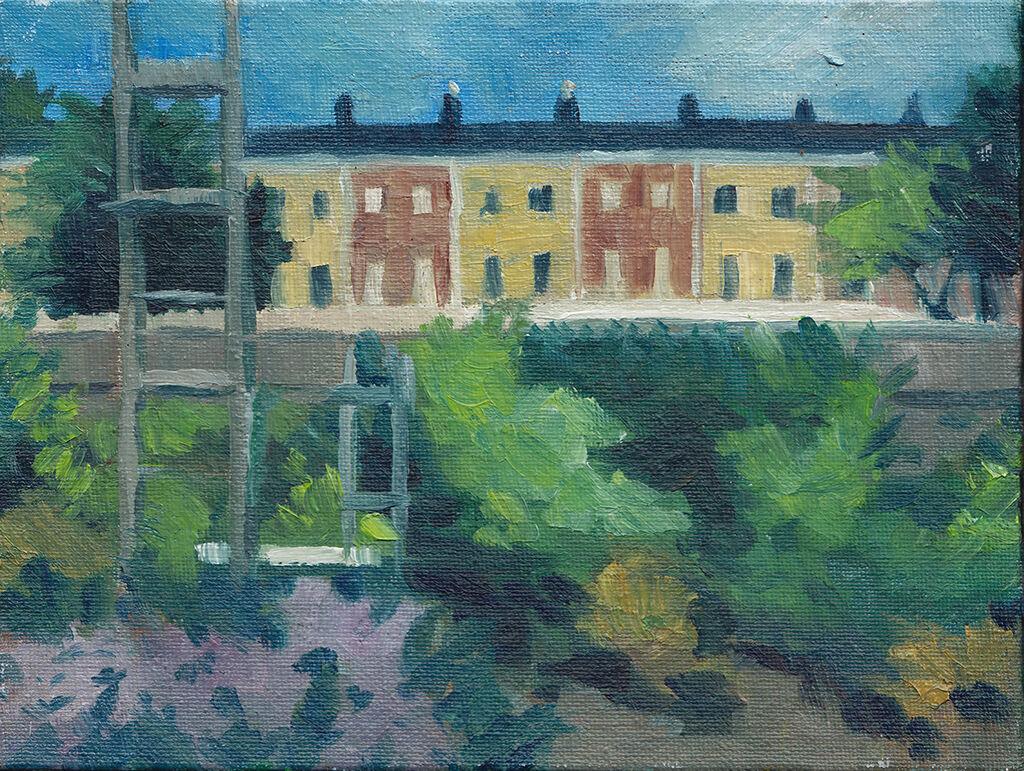 Finsbury Park Houses