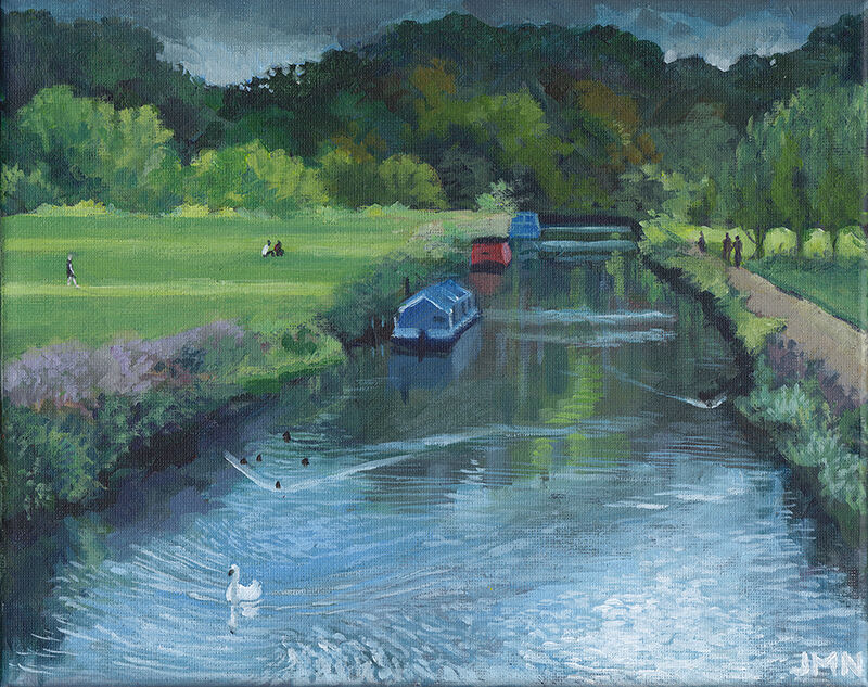 Life on the River, Hertford