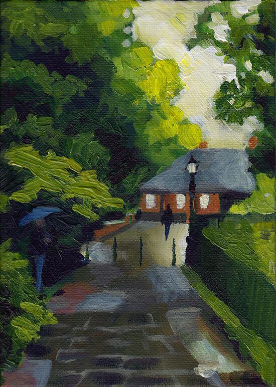 Hampstead Rain
