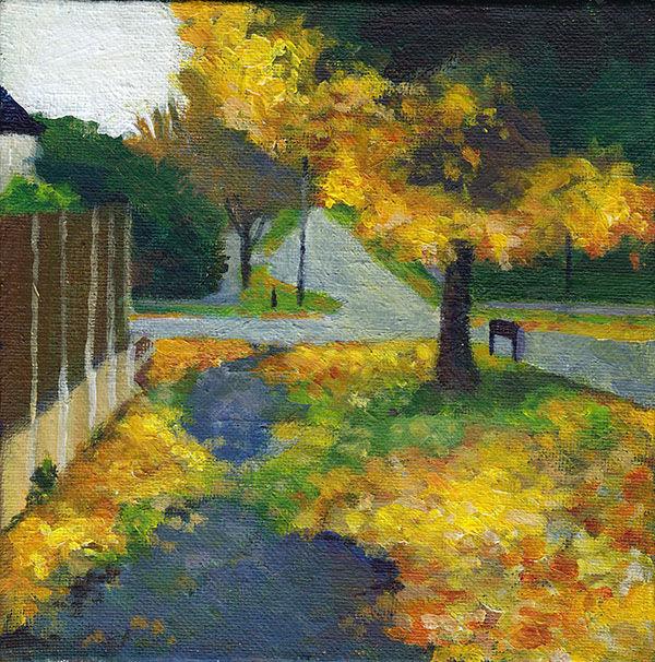 Letchworth in Autumn